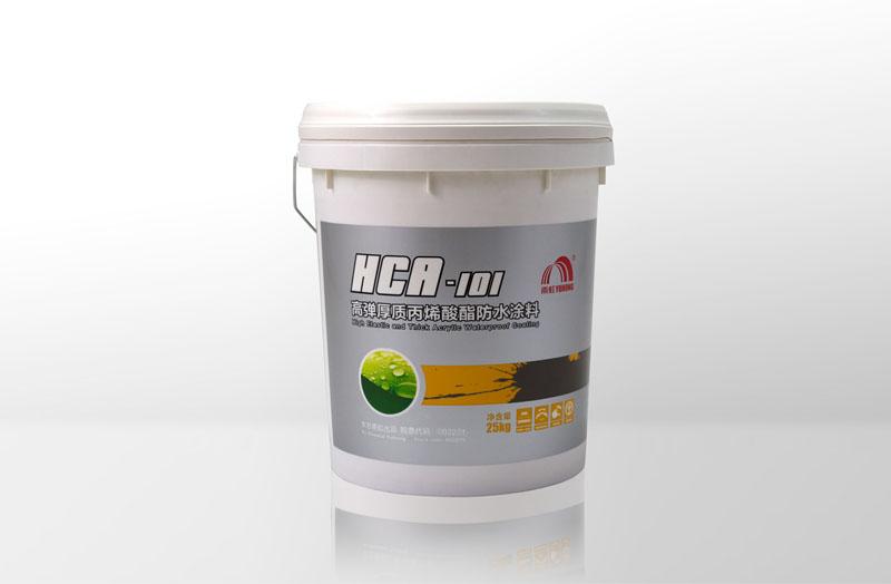 HCA-101高弹厚质丙烯酸必威官网体育登录涂料