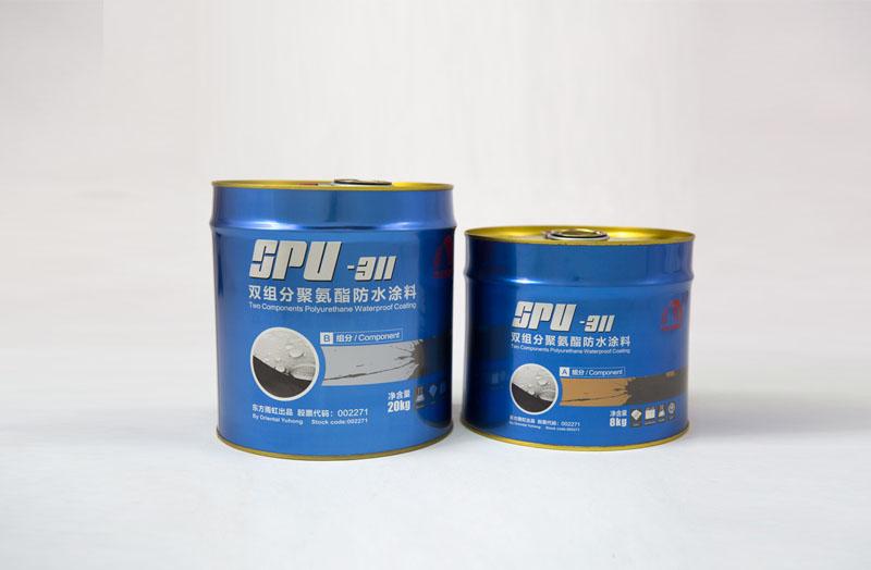 SPU—311双组分聚氨酯必威官网体育登录涂料
